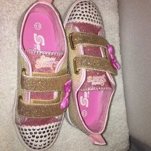 Crystal Stars S Sport Sketches light up size 13